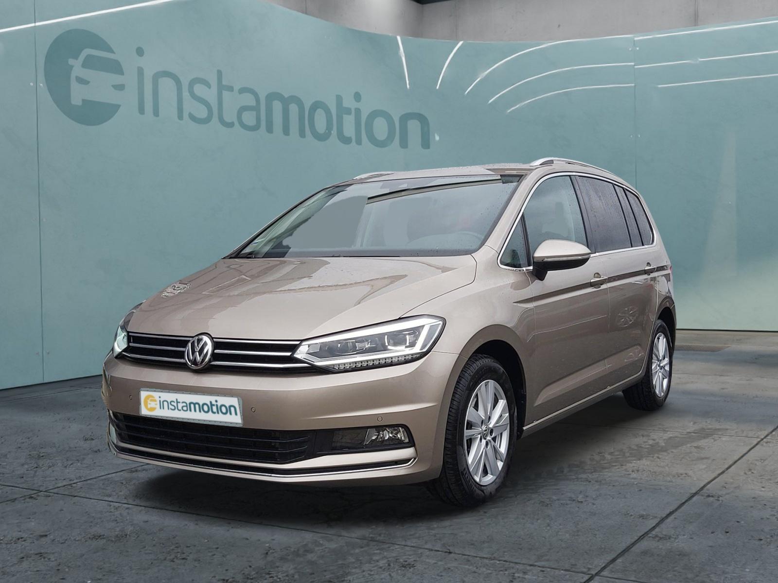 Used Volkswagen Touran 2.0
