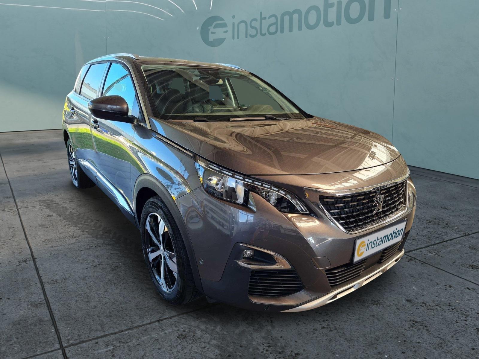 Used Peugeot 5008 1.2